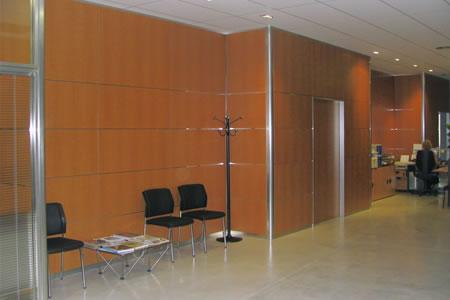 Divisiones para oficina divisiones empresa divisiones - Divisiones en madera ...